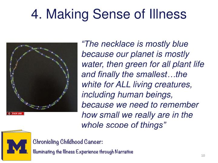 4. Making Sense of Illness