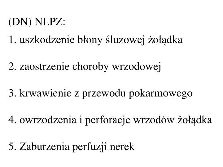 (DN) NLPZ: