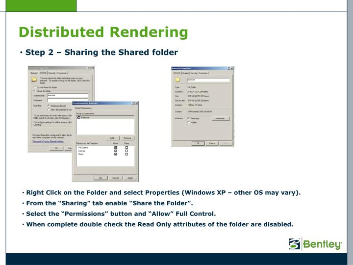 Distributed rendering1