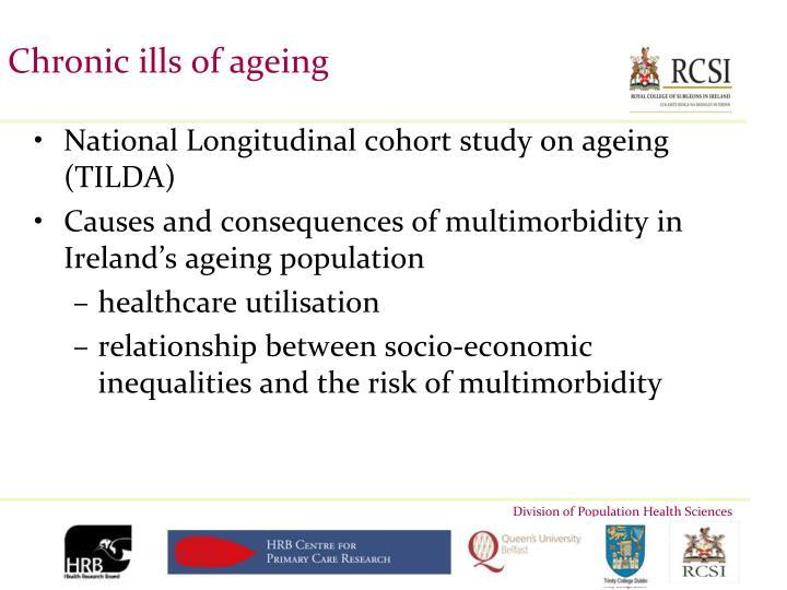 Chronic ills of ageing