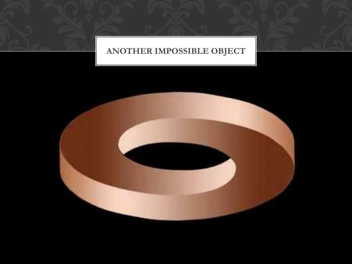 another impossible object