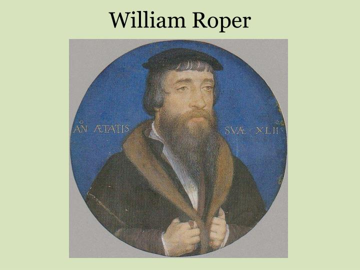 William Roper
