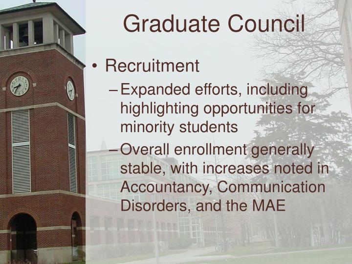 Graduate Council