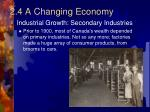 2 4 a changing economy2