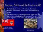 2 8 canada britain and the empire p 48