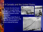 2 9 canada and the united states1