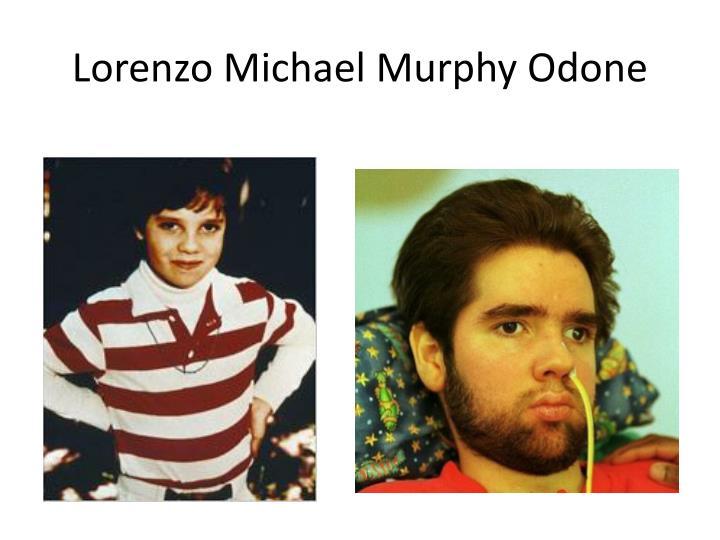 Lorenzo Michael Murphy