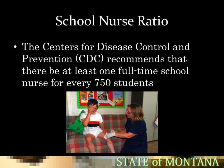 School Nurse Ratio