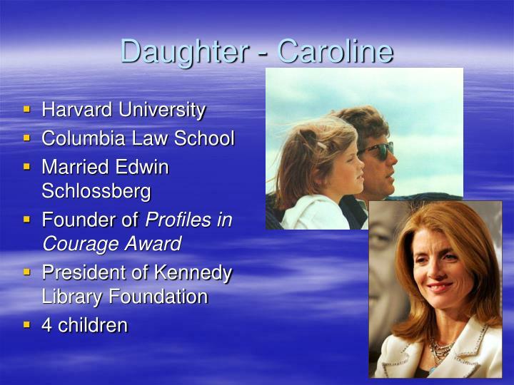 Daughter - Caroline
