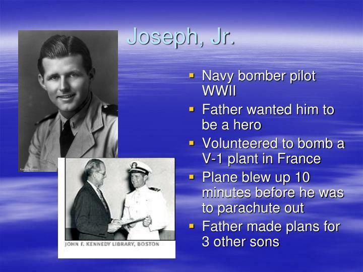 Joseph, Jr.