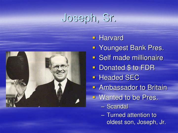 Joseph, Sr.