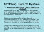 stretching static vs dynamic1