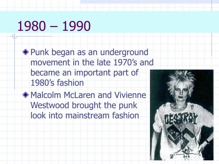 influence punk society and mainstream fashion 3 punk goth as the name suggests, punk goth style sprang from punk fashion and influences from this music genre mohawks (even death-hawks – a wide and messy version of the classic mohawk), leather jackets and combat boots, numerous piercings and tattoos, ripped fashion pieces often worked on by punk goth followers themselves are all specific elements of this style.