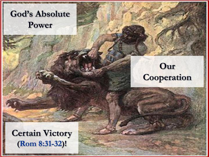 God's Absolute Power