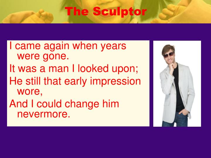 The sculptor2