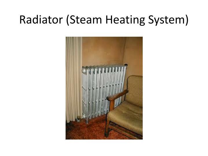 Radiator (Steam Heating System)
