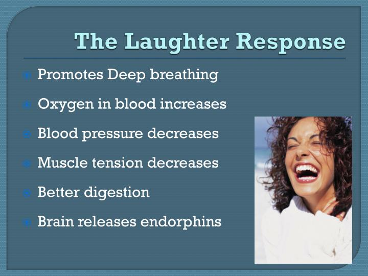 The Laughter Response