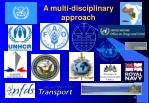 a multi disciplinary approach