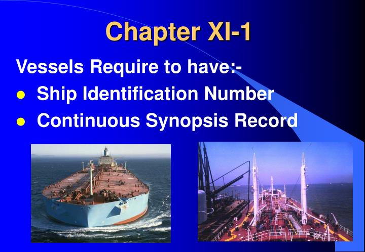 Chapter XI-1