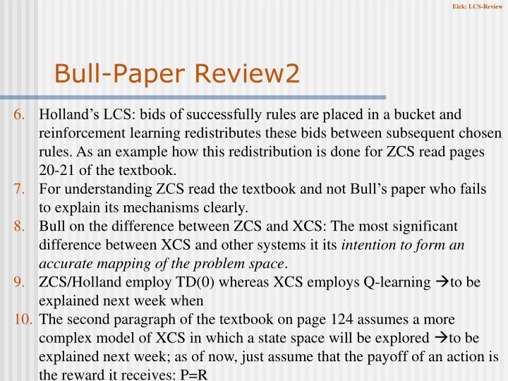 Bull-Paper Review2
