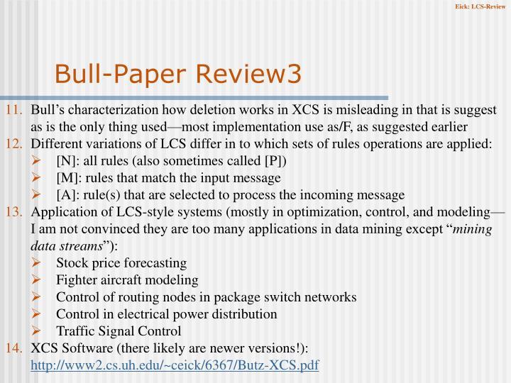 Bull-Paper Review3