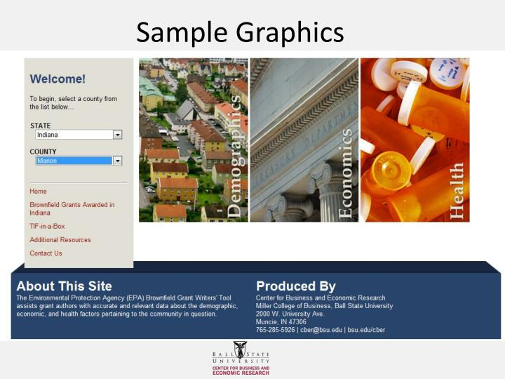 Sample Graphics