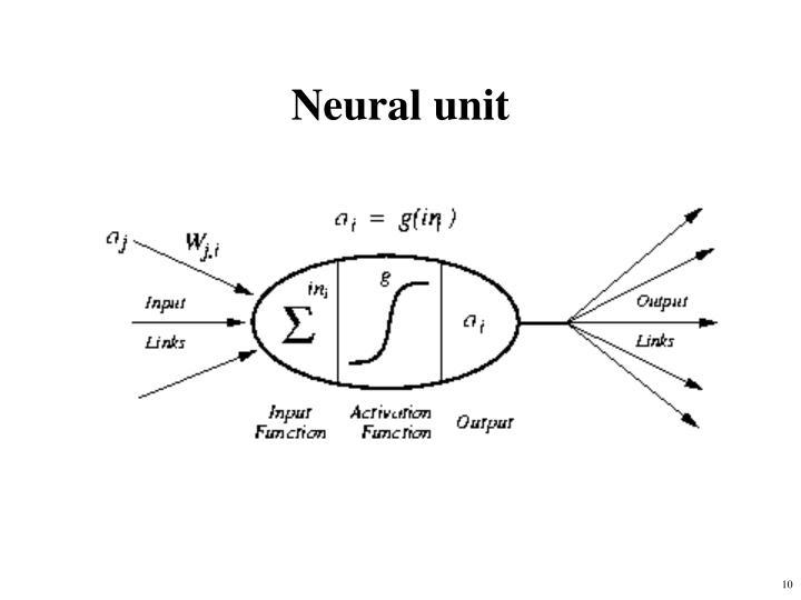 Neural unit