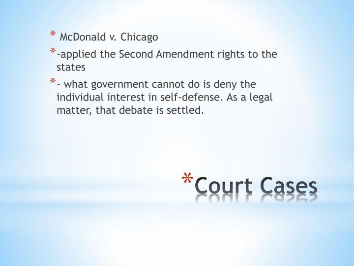 McDonald v.