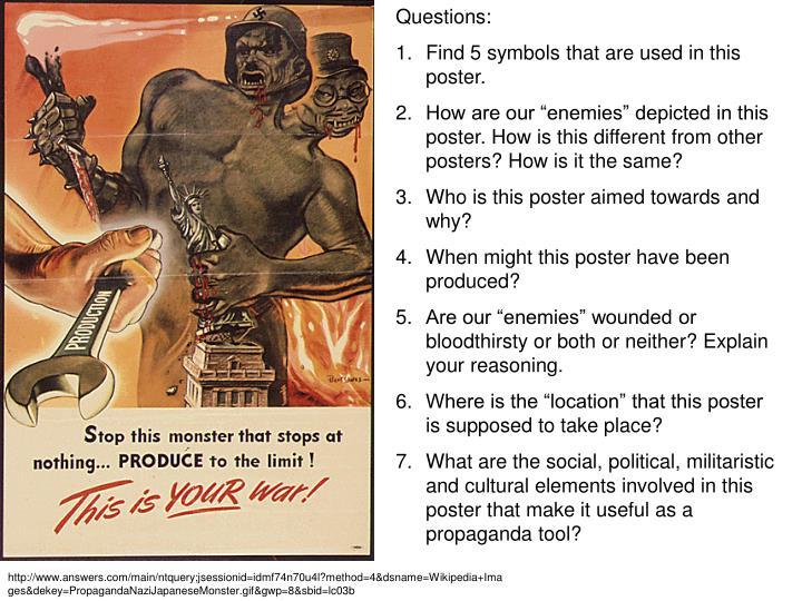 Questions: