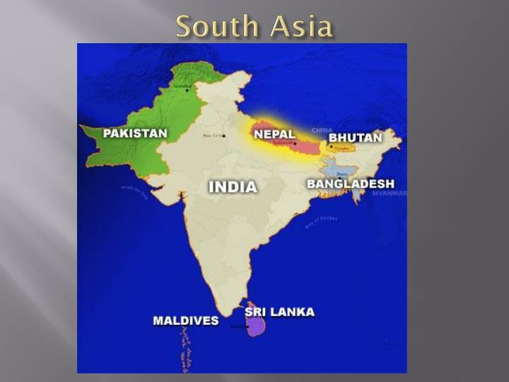 South asia1