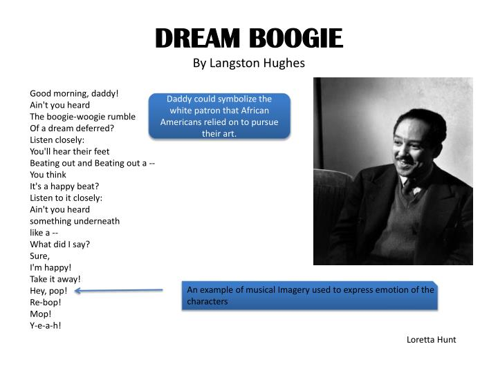 DREAM BOOGIE