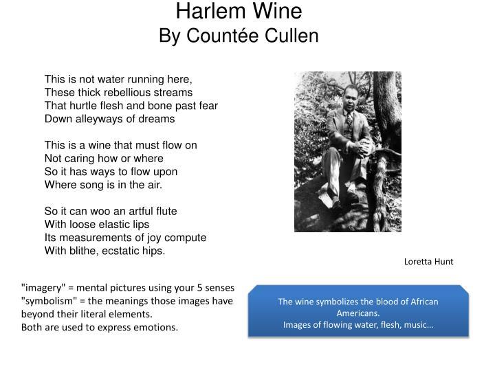 Harlem Wine