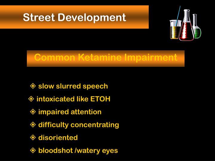 Street Development