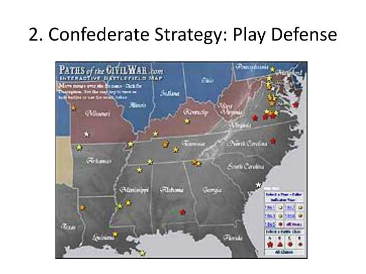 2. Confederate