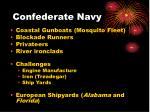 confederate navy