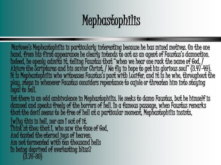 Mephastophilis
