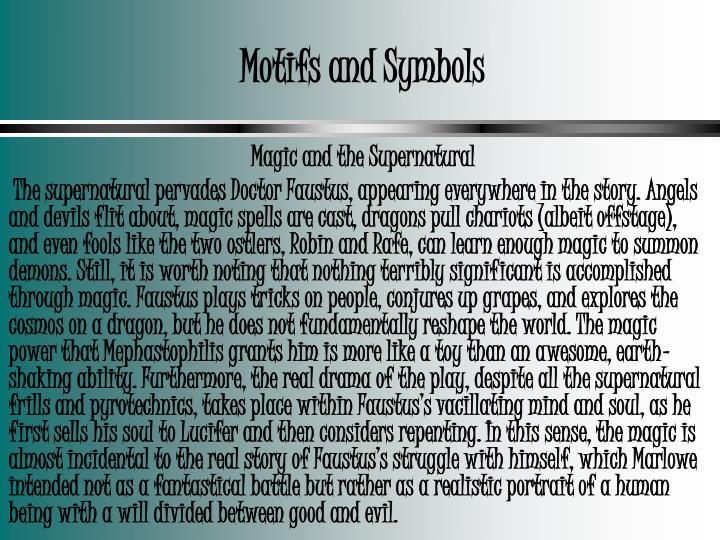 Motifs and Symbols