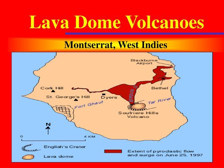 Lava Dome Volcanoes