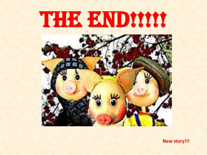 The END!!!!!