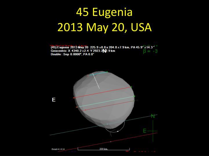 45 Eugenia