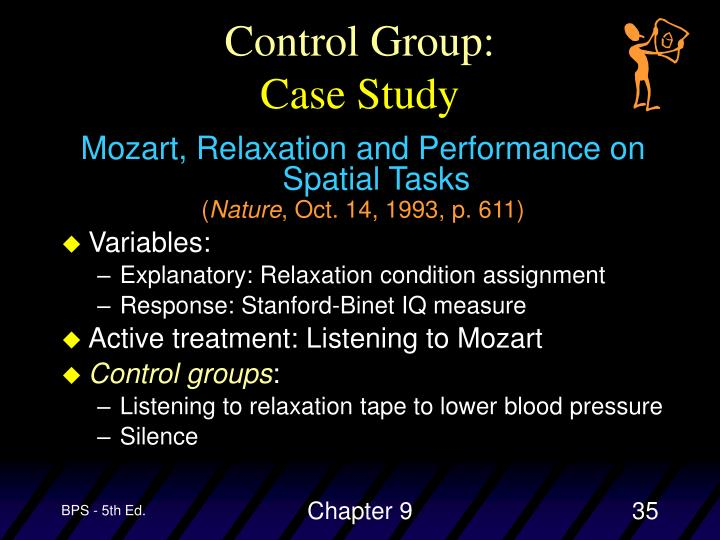 Control Group: