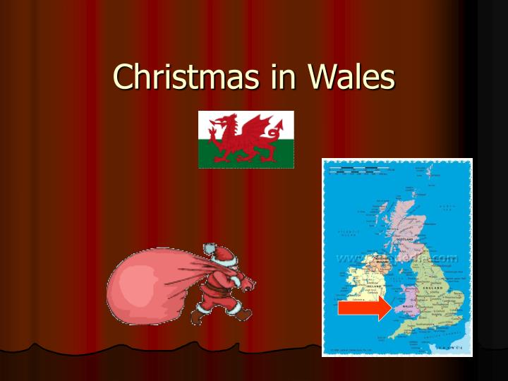 Christmas in Wales