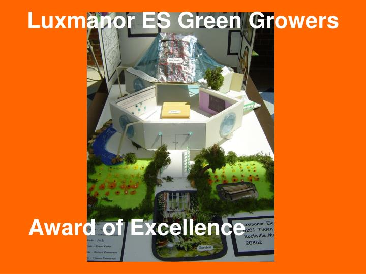 Luxmanor ES Green Growers