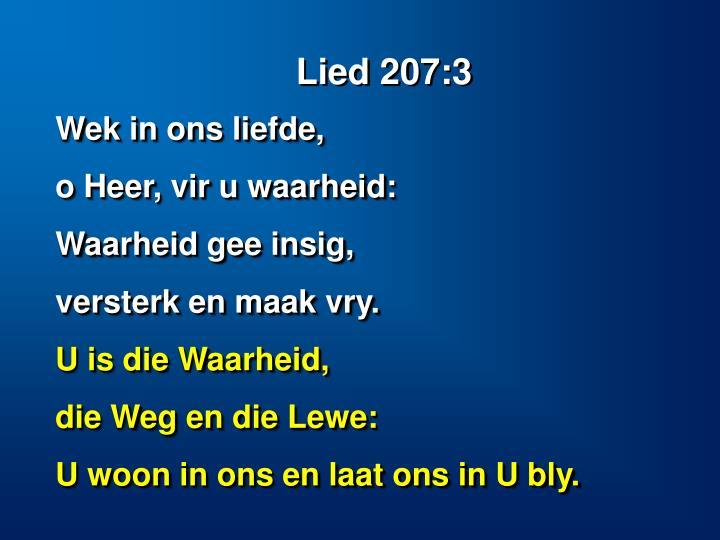 Lied 207:3