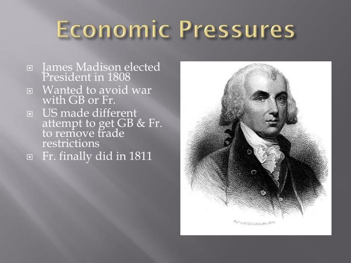 Economic Pressures
