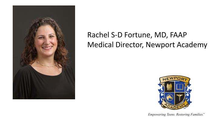 Rachel S-D Fortune, MD, FAAP