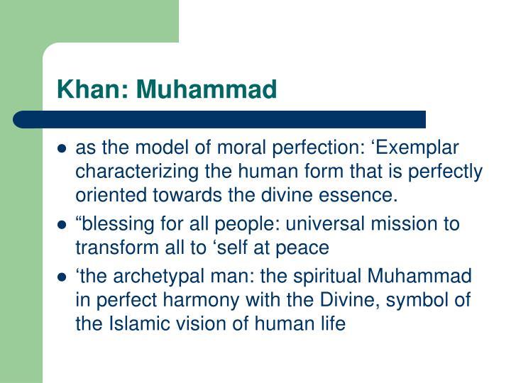 Khan: Muhammad