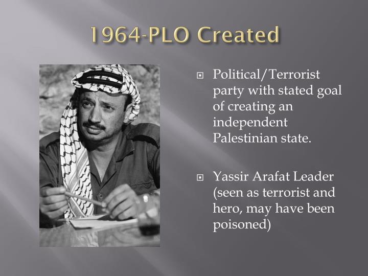 1964-PLO Created