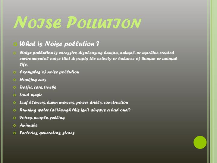 an introduction to sewage pollution Point source water pollution refers to contaminants that enter a waterway from a single, identifiable source, such as a pipe or ditch examples of sources in this category include discharges from a sewage treatment plant, a factory, or a city storm drain.