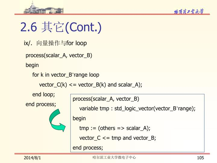 process(scalar_A, vector_B)